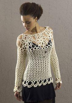 Free Crochet Duster Pattern | free crochet pattern | Doris Chan: Everyday Crochet | Page 2