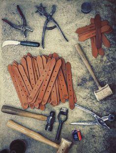 tools  via browndresswithwhitedots