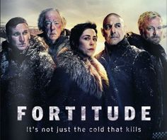 "#Fortitude zeer watchable! Fortitude = Brit Crime x Nordic Noir + Incredible Cast! Plus...how can you not watch a show with the tagline ""IN FORTITUDE, IT'S NOT JUST THE COLD THAT KILLS."" https://www.takepart.com/pivot/fortitude"