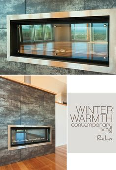 Fireplace tile surround - tiles available in our showroom, 2A Gordon Ave Geelong West