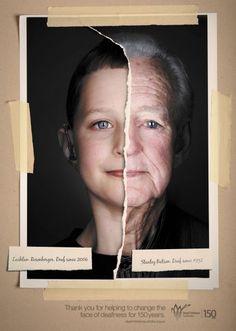 Deaf Children Australia: Changing the face of deafness