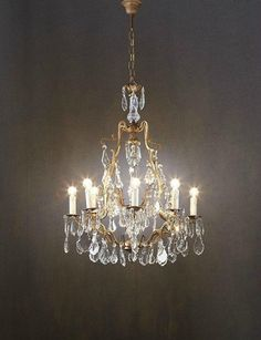 Traditional - Linogues Chandelier