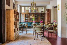 "ORA / I Heart Berlin - ""ORA - An Old Pharmacy Reborn as Charming Cafe"" - 20150629"