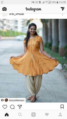 order contact my whatsapp number 7874133176 Anarkali Dress, Pakistani Dresses, Indian Dresses, Indian Outfits, Indian Clothes, Stylish Dress Designs, Stylish Dresses, Fashion Dresses, Short Frocks