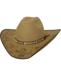 0c88c4d73f9 Bullhide Storyteller Floral Sand Women s Western Hat 0752S 0752CA