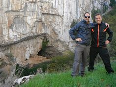 RUTAS EN ASTURIAS: Espeleoturismo en Cueva Huerta.