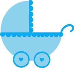 Montando a minha festa Imagens: Carrinho de bebê