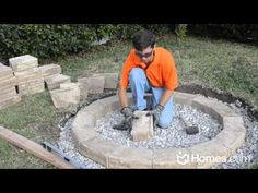 Homes.com #DIY Experts Share #How-to Build an Outdoor #Fire Pit