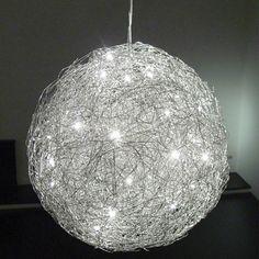 fil de fer hanglamp - Google zoeken
