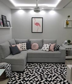 Sweet Home Decoration .Sweet Home Decoration Classy Living Room, Simple Living Room Decor, Cute Living Room, Living Room Sofa Design, Home Room Design, Small Living Rooms, Living Room Designs, First Apartment Decorating, Home Decor Kitchen