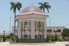 La Glorieta, a symbol of the city of Manzanillo, in Granma province located along the Gulf of Guacanayabo in eastern Cuba.