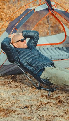 A quality camping chair like our YIZI GO Portable Camping Chair is a great investment for years' worth of adventures.But with so many camping chairs available in the market, how do you choose the right one for your next outdoor trip. To determine which camping chair is best for you, you will have to sift through material types, portability, price and many more. Therefore, we have put together a handy camping chair guide to make the choice a little easier. Backpacking Chair, Camping Chairs, Are You The One, That Look, Gym Bag, Outdoor, Outdoors, Hammock Chair, Outdoor Games