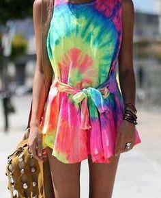 batic dress