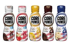 Core Power, the innovative, real milk-based sports recovery drink, is The Official Protein Drink of the Sochi 2014 Olympic Winter Games. Wine Packaging, Packaging Design, Core Power Protein Shake, High Protein, Nutrition Drinks, Wine Baskets, Protein Shake Recipes, Ben And Jerrys Ice Cream, Power Reviews