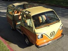 Volkswagen T3 Vanagon Air Cooled Samba style