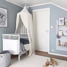 Spice up your kid's room with a delicate White Canopy Curtain with a beautiful L. Spice up your kid's room with a delicate White Canopy Curtain with a beautiful Lace trimming. Princess Canopy Bed, Baby Canopy, Canopy Curtains, Nursery Curtains, Kids Curtains, Canopy Tent, Baby Bedroom, Baby Boy Rooms, Nursery Decor
