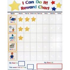 Toddler Star Chart Elitadearest