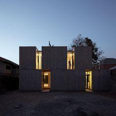 casa la cañada ~ ricardo torrejon #architecture