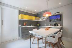 Cozinhas - Ana Lúcia Salama | Arquitetura e Interiores