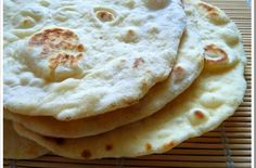 Foodista | Recipes, Cooking Tips, and Food News | Ridiculously Easy Naan                                                                                                                                                                                 More