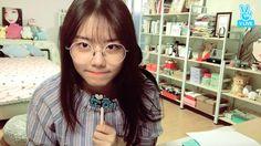 kim sohye on her recent vlive #sohye #kim sohye