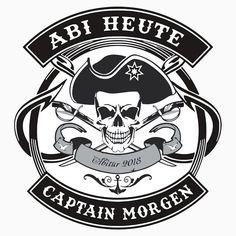 Abitur 2018 - Abiturprüfung - Captain Morgen