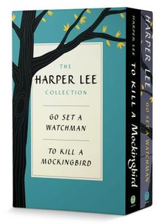 The+Harper+Lee+Collection:+To+Kill+a+Mockingbird+++Go+Set+a+Watchman+(Dual+Slipcased+Edition)
