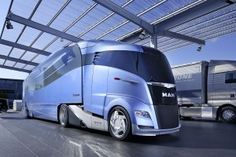 7 Concept Trucks of the Future from @CDL_Life. The Man S concept truck features Continental tires and can improve the fuel economy and range of long haulers by 25 percent  Read more at http://cdllife.com/2013/technology/7-concept-trucks-of-the-future/2/#AUHrgvsxOclAjd7q.99