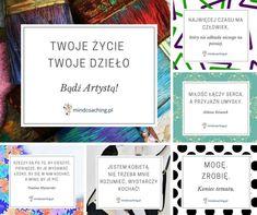 Codzienna dawka inspiracji - cytaty, myśli, sentencje, aforyzmy Event Ticket, Logos, Logo