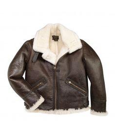 B-9 Sheepskin Jacket