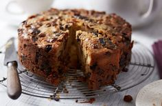 All that fruit means fruit cakes are super easy to bake #SugarFree too!