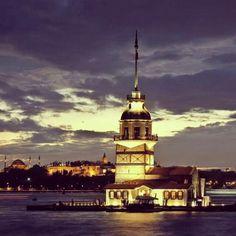 Kız Kulesi şu şehirde: İstanbul, İstanbul