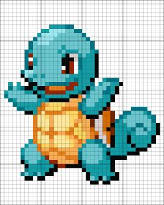 marvelcomics doctorwho squirtle sherlock startrek pokemon batman 7 Squirtle Squirtle You can find Batman and more on our website Cross Stitch Pattern Maker, Cross Stitch Art, Cross Stitch Designs, Cross Stitching, Cross Stitch Patterns, Pokemon Perler Beads, Hama Beads, Pixel Art Noel, Pokemon Cross Stitch