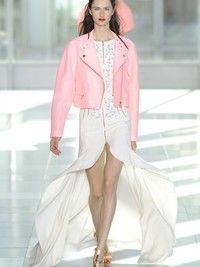 London Fashion Week Spring 2014: Antonio Berardi Collection