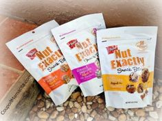 Fisher Nut Exactly Snack Bites! Nut What you Expect - Win $50 #FisherNutExactly #AD | Coupon Mamacita