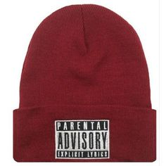 PARENTAL ADVISORY... http://www.jakkoutthebxx.com/products/2015new-letter-hat-with-parental-advisory-explicit-lyrics-skullies-beanies-wool-knitted-hats-for-women-winter-cap-men-sport-hat-1?utm_campaign=social_autopilot&utm_source=pin&utm_medium=pin  #wanelo #shoppingtime #whattobuy #onlineshopping #trending #shoppingonline #onlineshopping #new