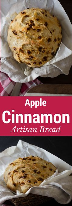 artisan bread Apple Cinnamon Artisan Bread - My Mom Taught Me To Play With my foodMy Mom Taught Me To Play With my food Sandwich Maker Recipes, Breakfast Sandwich Maker, Eat Breakfast, Cooking Bread, Bread Baking, Bread Food, Artesian Bread, Croissants, Cinnamon Apples