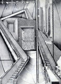 Candida Amsden. Architectural Design 44 August 1974: 469 | RNDRD