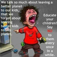 Raise good kids cc: @jelengue