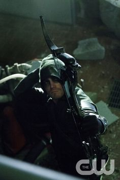 """Arrow -- """"League Of Assassins"""" -- Image -- Pictured: Stephen Amell as The Arrow -- Photo: Michael Courtney /The CW -- © 2013 The CW Network, LLC. All Rights Reserved Arrow Cw, Team Arrow, Chicago Fire, Criminal Minds, Ncis, Oliver Queen Arrow, Dc Comics, League Of Assassins, Arrow Tv Series"""