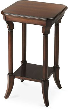Butler Specialty Holdrege Side Table, Espresso ($279)