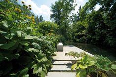 Mangfallpark Rosenheim by A24 Landschaftsarchitektur / © Hanns Joosten  « Landscape Architecture Works | Landezine