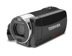 "Toshiba Camileo X200 HD 1080p Camcorder, 12x Optical Zoom, 3"" Touch Screen - http://pixnews.net/2013/02/toshiba-camileo-x200-hd-1080p-camcorder-12x-optical-zoom-3-touch-screen/"