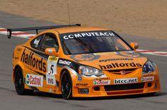Matt Neals Honda Integra BTCC