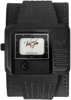 Emery Watch by Vestal. I pretty much just love oversized watches.