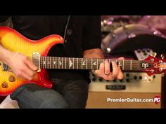 What Bohlinger Plays: Cascading G Riff | Premier Guitar | MusicGearFast.com