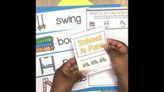 """""""I am using these booklets with vocabulary words with my in class students and virtual students. The little books are fun and engaging. My students love learning to read them and color them. I love the detail in the pictures you created. This is a fun way to teach about the earth day and other topics. Thanks!"""" -Ruth W. Fluency Practice, Second Grade Teacher, Comprehension Strategies, Reading Intervention, Phonics Activities, Vocabulary Words, Interactive Notebooks, Little Books, Learn To Read"""