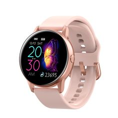 1.1 Women IP68 Waterproof Smart Watch Bluetooth | For Apple IPhone & Android Phone | Fitness Tracker Smartwatch, Bluetooth, Badminton, Fitness Tracker, Apple Iphone, Watch For Iphone, Smartphone, Fitness Bracelet, Wearable Device