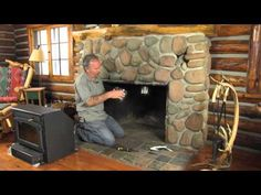 How to Install a New Chimney Liner Yourself - YouTube