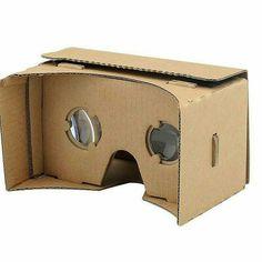 An awesome Virtual Reality pic! Harga: 60k  PERNAH LIAT EDO ZELL MAIN GINIAN??? PENGEN NGERASAIN JUGA GMNA BISA MAIN VIRTUAL GAME.. BURUAN PESAN VIRTUAL GAME BOARD NIH  Tutorial Untuk Rakit Karton download di playstore Google Cardboard  Rasakan Pengalaman Virtual Reality Di Ponsel Cerdas Anda dengan Karton.  Cardboard is a fold-out cardboard smartphone mount that when combined with lenses a magnet a piece of hook-and-loop fastener and a rubber band and held against the face affords a virtual…